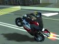 Motocykl vs Policja (Motorbike versus...