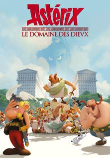 Asteriks i Obeliks: Osiedle Bogów (2014) Dubbing PL