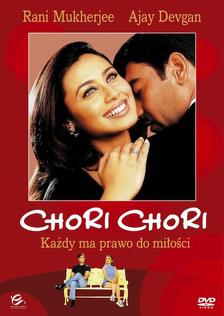 Chori Chori: Każdy ma prawo do miłości (2003) Lektor PL
