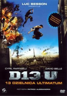 13 dzielnica - Ultimatum (2009) Lektor PL