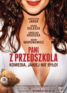 Pani z przedszkola (2014), Cały film PL