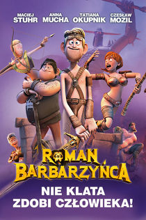 Roman Barbarzyńca 3D (2011), Dubbing PL