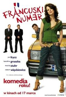 Francuski numer (2006) Cały film PL