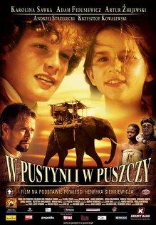 W pustyni i w puszczy (2001) Cały film PL