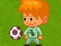 Wcielając się w piłkarzy Barcelony postaraj się pokonać Justina Biebera, wykonując po kolei wszystkie zadania.   Sterowanie = STRZAŁKI