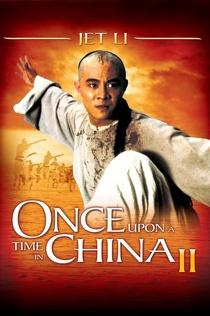 Dawno temu w Chinach 2 (1992) Lektor PL